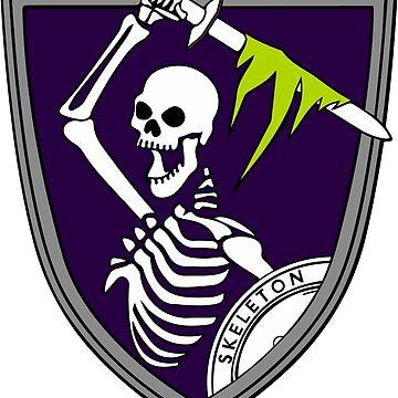 Skeleton Squadron by fareast