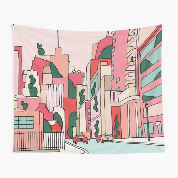 New York by Elebea Tapestry