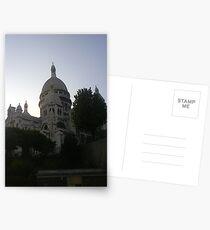 Sacre Coeur Postcards