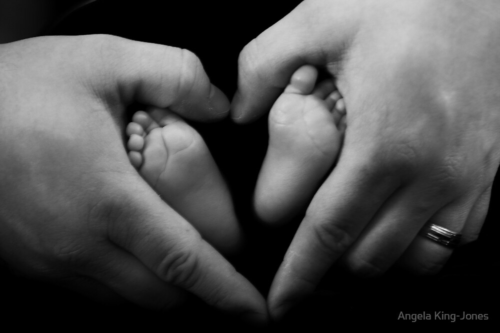 A father's love by Angela King-Jones