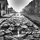 The road to Pompei by Angela King-Jones