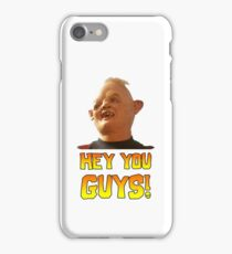 SLOTH - HEY YOU GUYS! iPhone Case/Skin