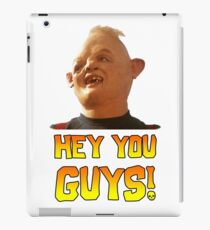 SLOTH - HEY YOU GUYS! iPad Case/Skin