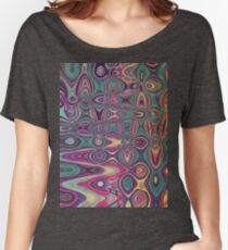 Released Blue Women's Relaxed Fit T-Shirt
