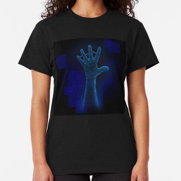 Neon Blue Reach Classic T-Shirt