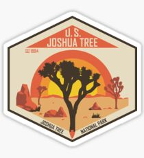 Joshua-Baum-Nationalpark Sticker