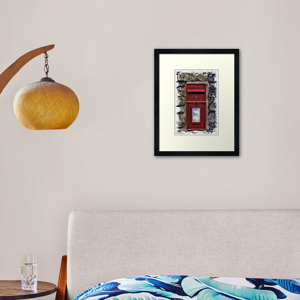 Last Collection Framed Art Print