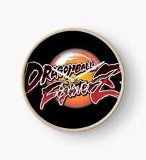 Dragon ball fighter z logo Clock
