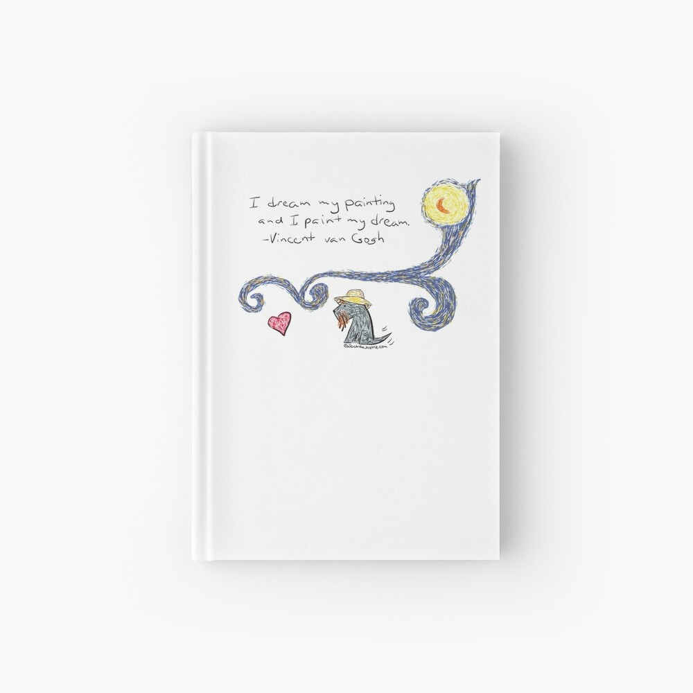 Jack - Paint Your Dreams Hardcover Journal