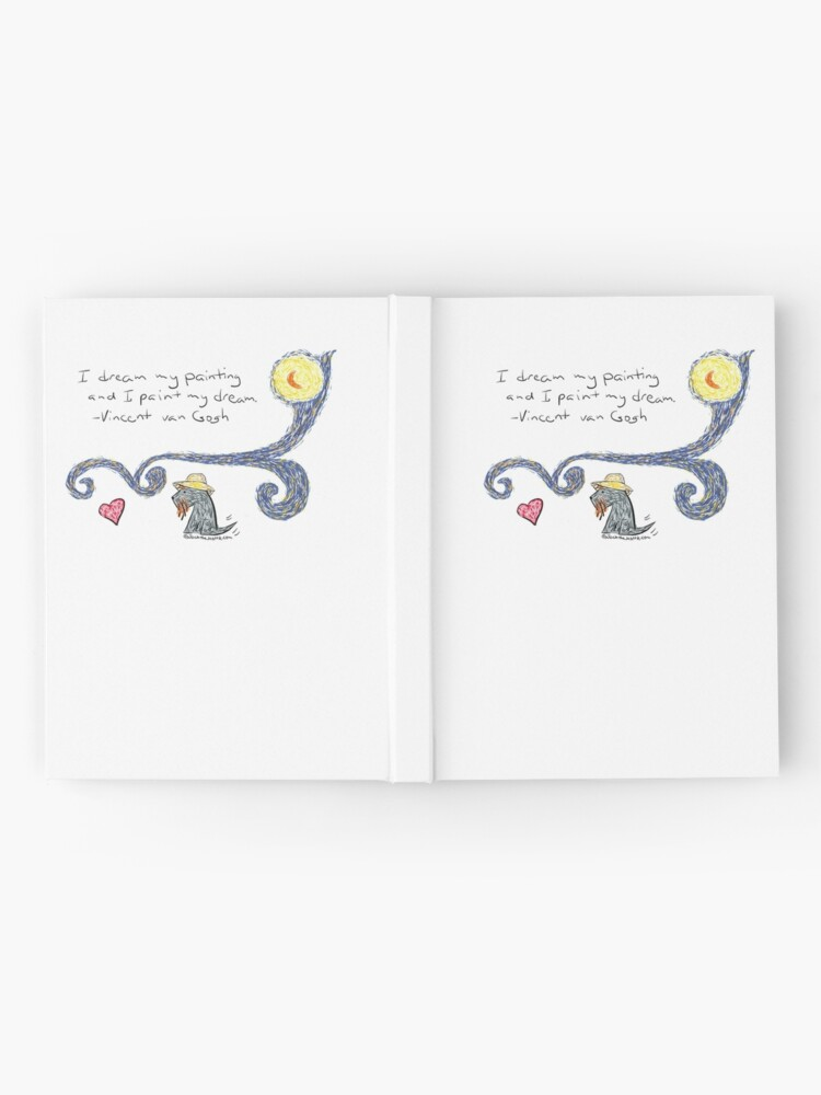 Alternate view of Jack - Paint Your Dreams Hardcover Journal