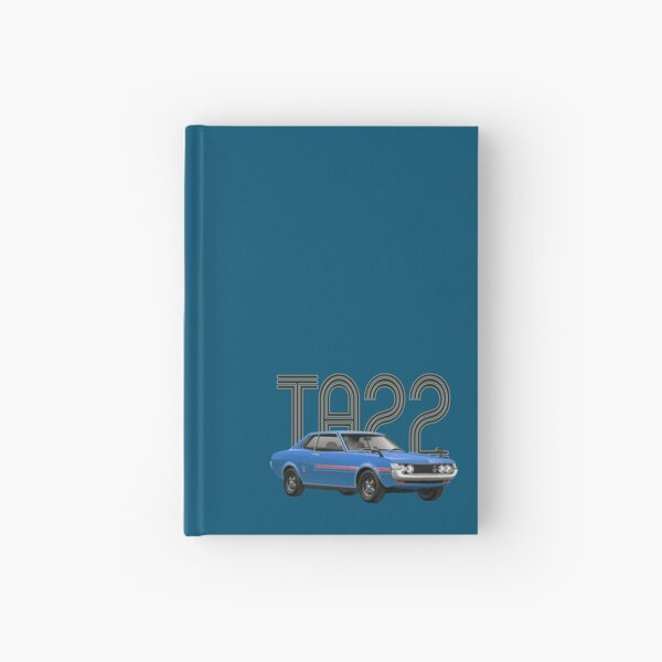 TA22 JDM Classic - Blue Hardcover Journal