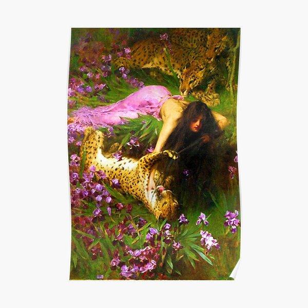 The Enchantress - Arthur Wardle Poster