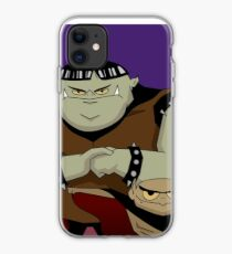 Gangs of the ruthless animals iphone case