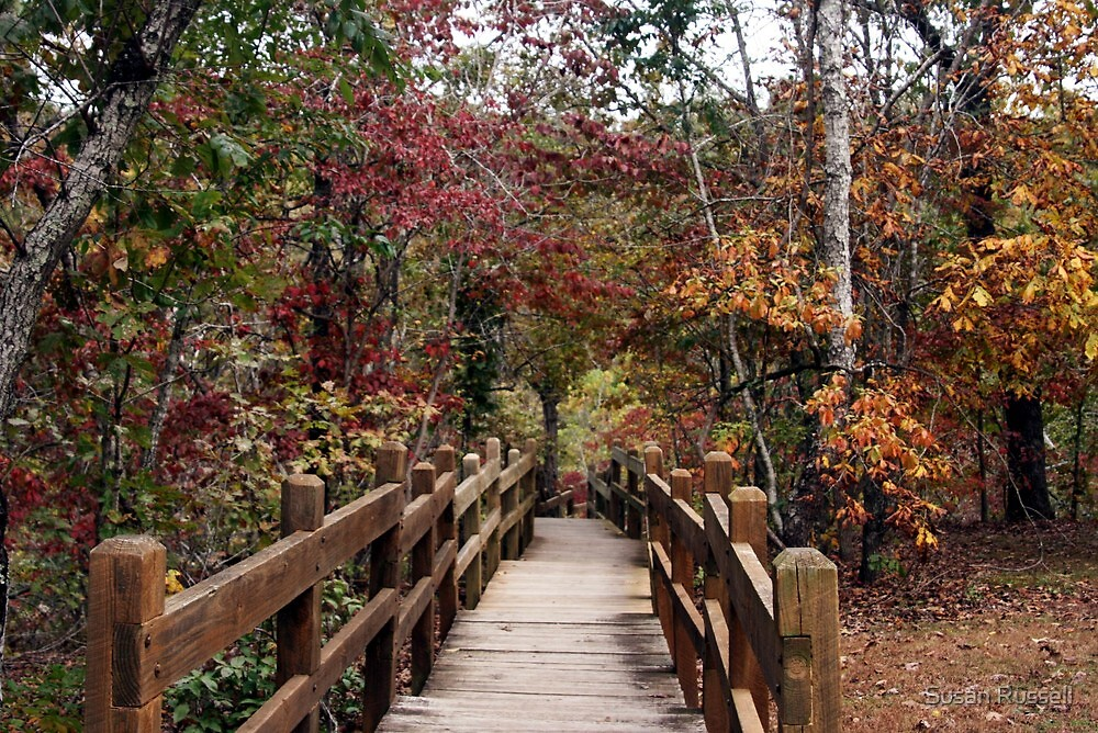 Autumn in Missouri by Susan Russell