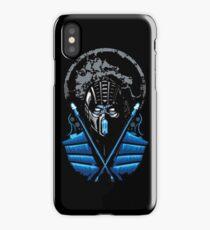 Mortal Kombat - Sub Zero iPhone Case/Skin