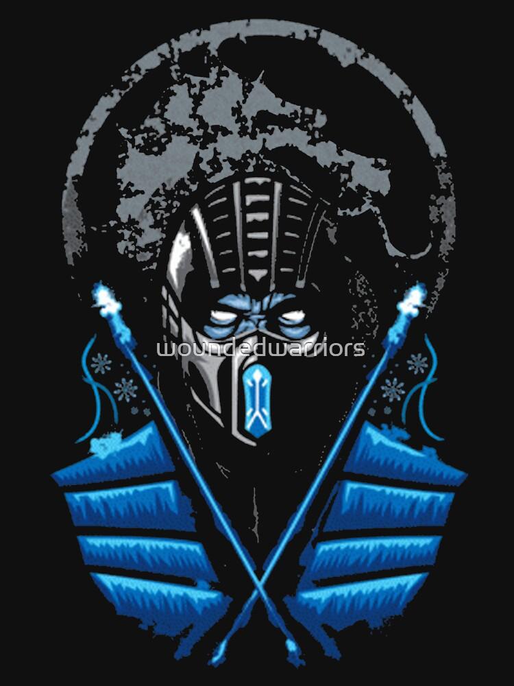 Mortal Kombat - Sub Zero | Unisex T-Shirt