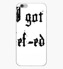I got Jef-ed iPhone Case