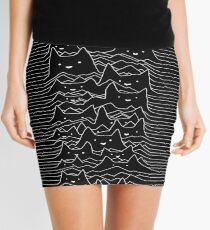 Furr Division Mini Skirt