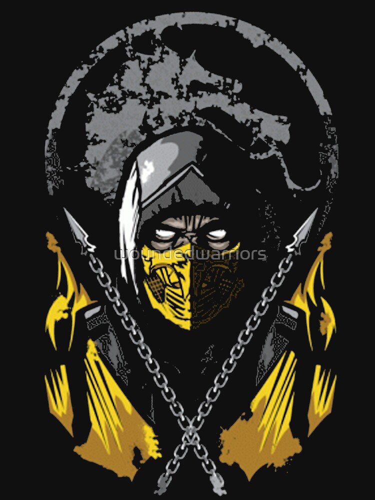 Mortal Kombat - Scorpion | Unisex T-Shirt