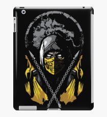 Mortal Kombat - Scorpion iPad Case/Skin