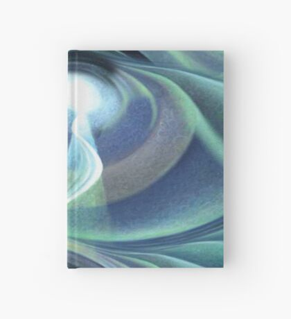 Emotional Activation - Abstract Hardcover Journal