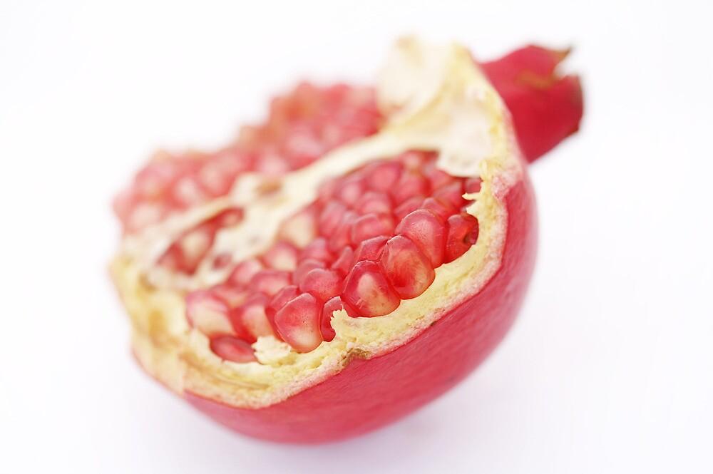 Pomegranate by Sarah-Jane Covey