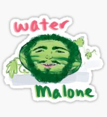 water malone Sticker