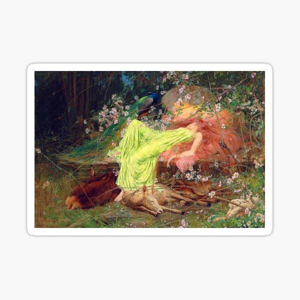 A Fairy Tale - Arthur Wardle Sticker