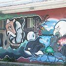 Mural by raindancerwoman