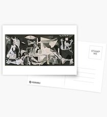 Picasso Guernica Postcards
