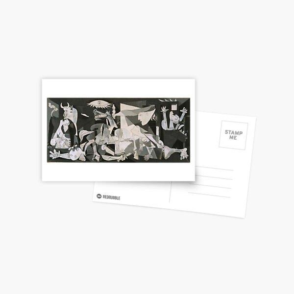Picasso Guernica Postcard