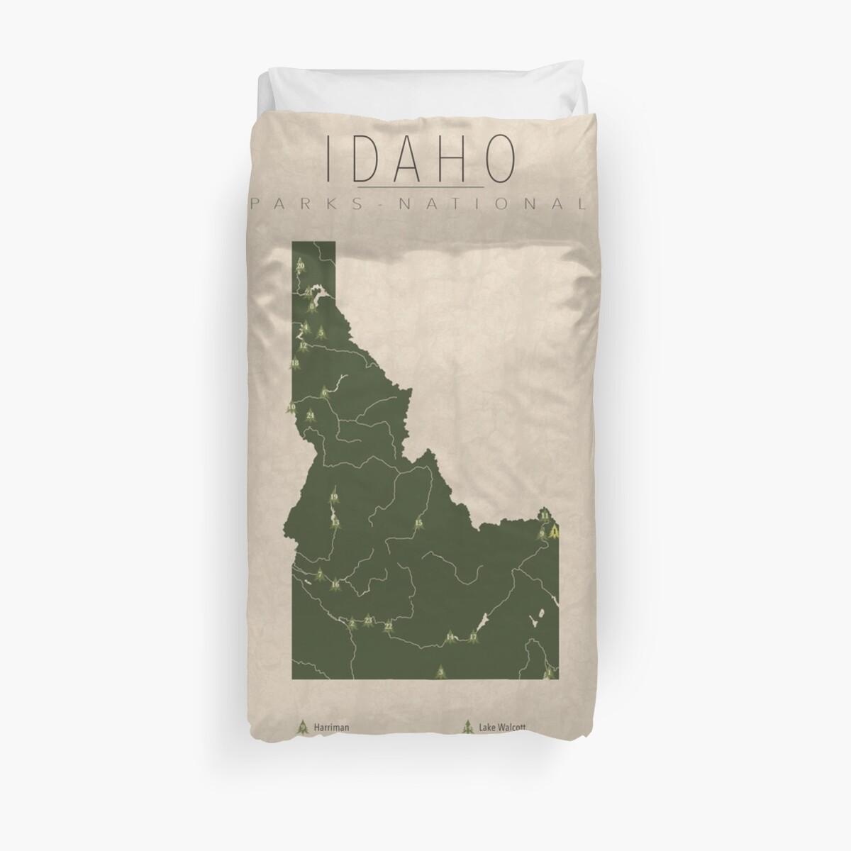 Idaho Parks by FinlayMcNevin