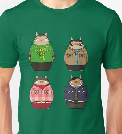 Big Bang Totoro Unisex T-Shirt