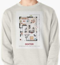 Floorplan of the apartment from DEXTER - v.2 Pullover