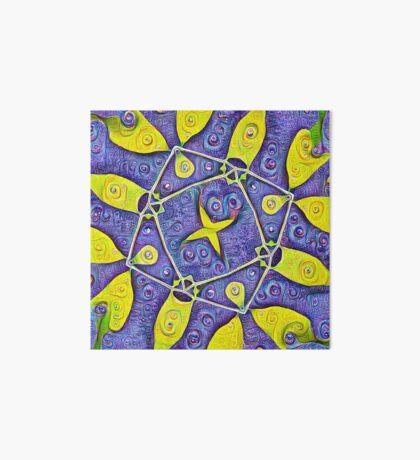 #DeepDream Kiwi 5x5K v1455289624 Art Board