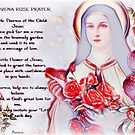 Saint Therese of the Child  by Edgot Emily Dimov-Gottshall