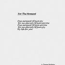 For The Moment by James Watson