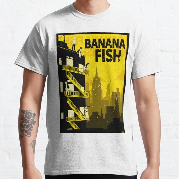 Banana Fish Classic T-Shirt