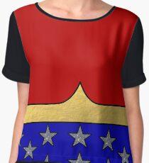 Blusa Wonder Hero