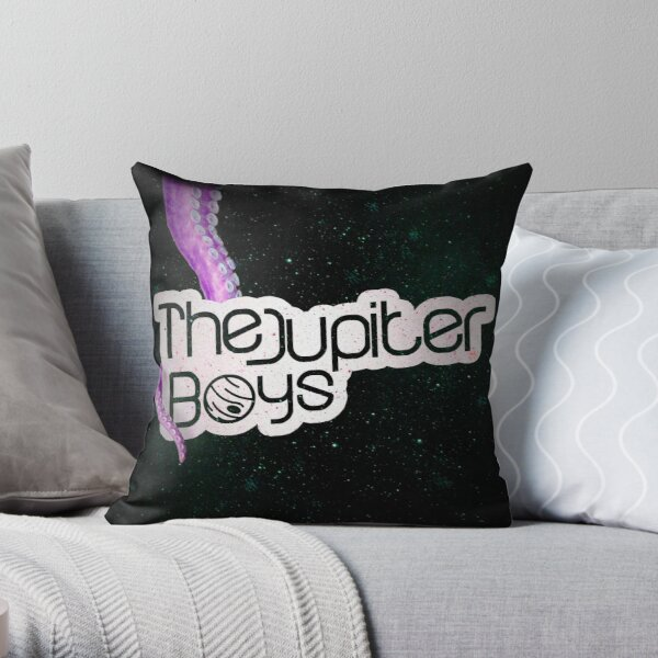 New Logo Throw Pillow
