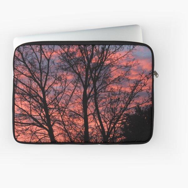 Winter dawn Laptop Sleeve