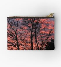 Winter dawn Studio Pouch