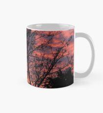 Winter dawn Mug