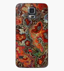 Blood Geode Case/Skin for Samsung Galaxy