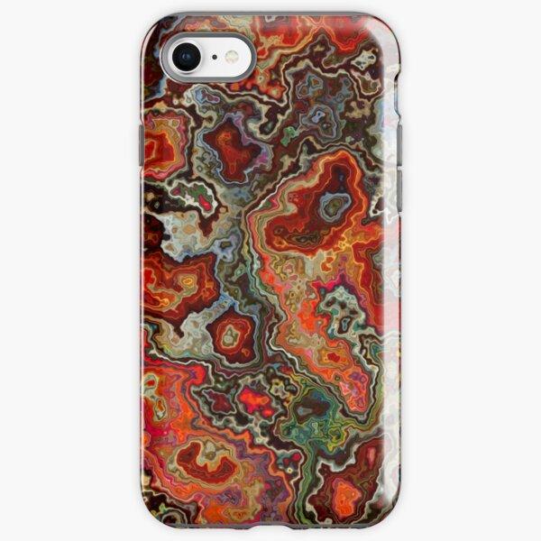 Blood Geode iPhone Tough Case