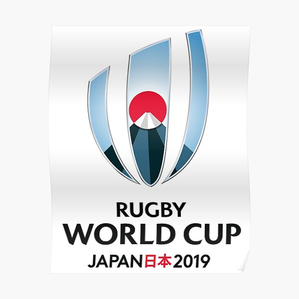 Rugby World Cup Japan  Poster