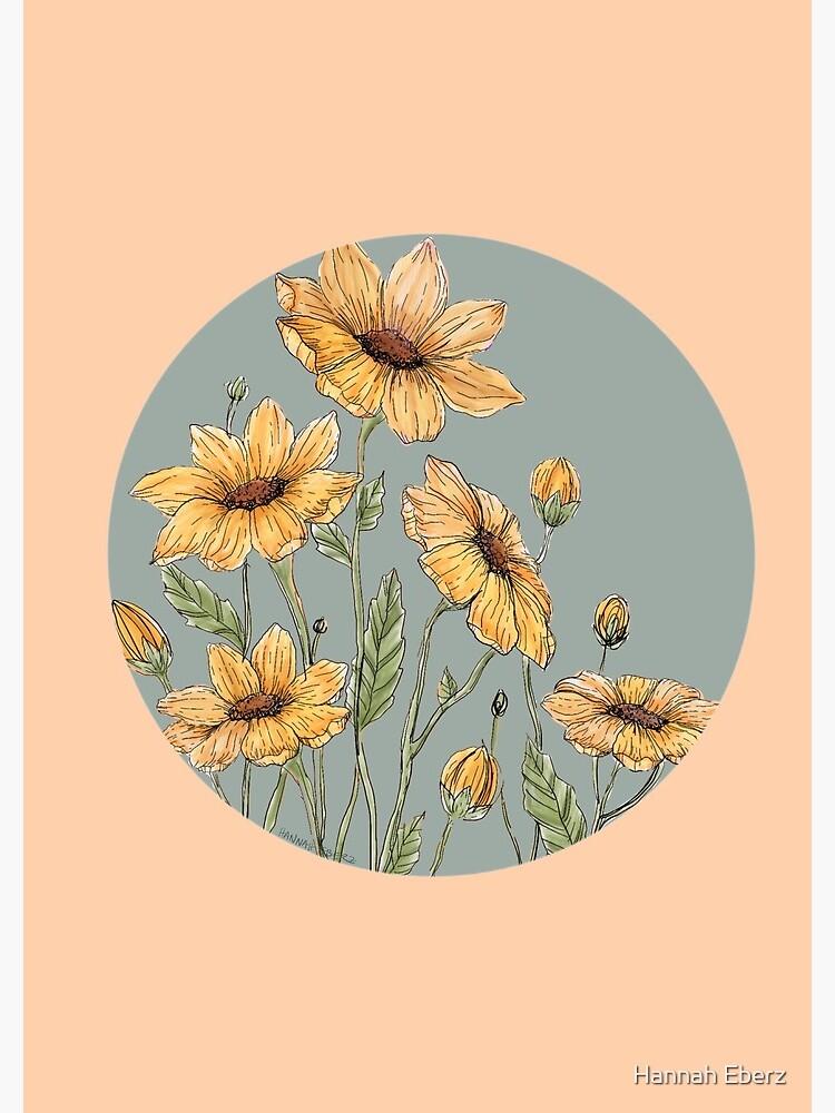 Sunflowers by hannaheberz