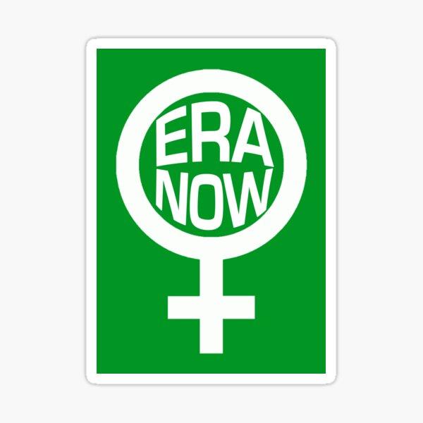 ERA NOW - Ratify the ERA Sticker