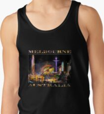 Fairground Attraction (diptych - left side) Tank Top