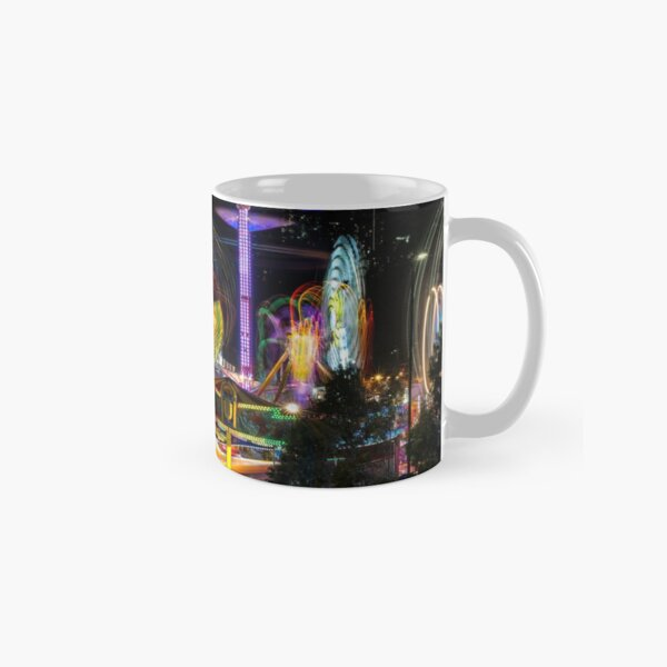 Fairground Attraction (diptych - left side) Classic Mug